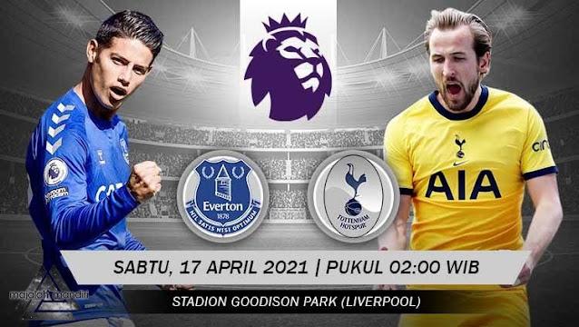Prediksi Everton Vs Tottenham Hotspur