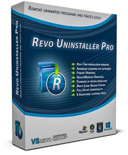 تحميل Revo Uninstaller Pro 3.2.0 العملاق لازاله البرامج من جذورها 2017