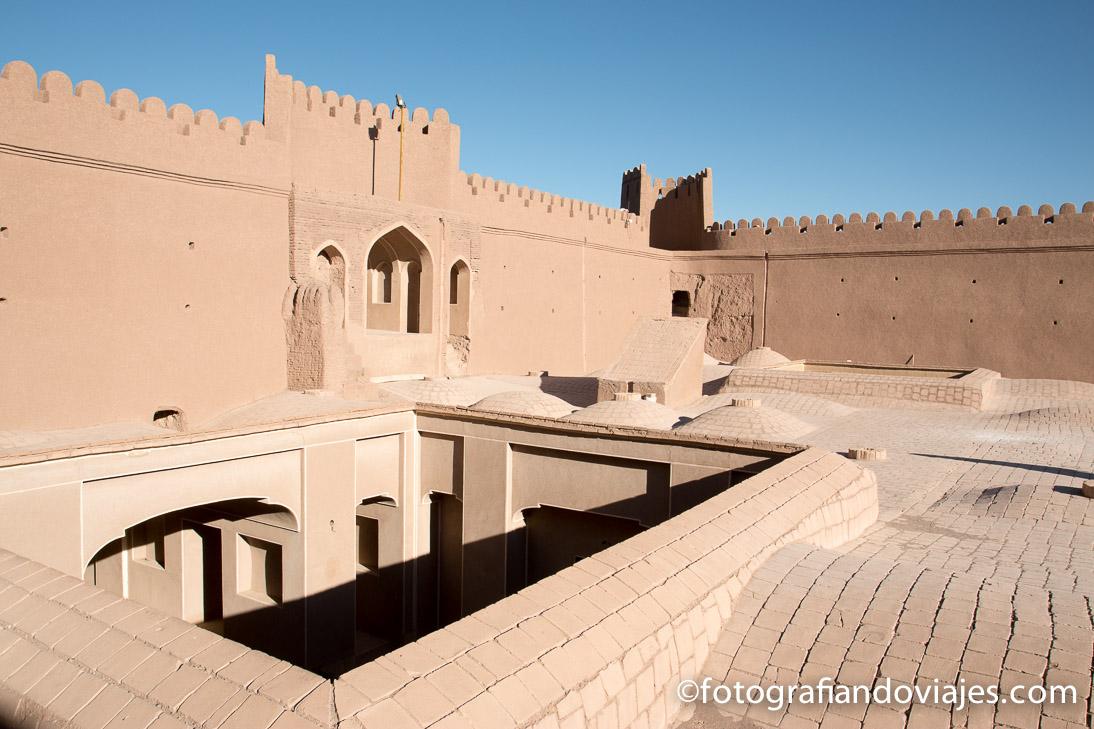 Castillo fortaleza de Rayen