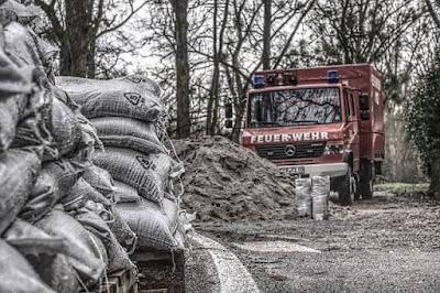 فيضانات و إغلاق الطرقات في العديد من مناطق النمسا