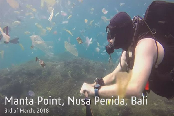 Bali Mendadak Viral, Meski Jadi Wisata Paling Diminati Dunia Tapi di Video ini Sungguh Miris