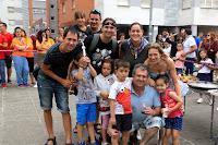 Tercer premio del concurso de paellas en las fiestas de Retuerto