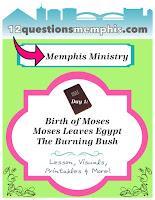 http://www.biblefunforkids.com/2015/08/12-questions-memphis-ministry-day-1.html