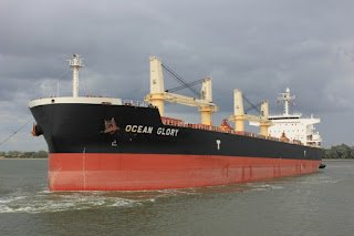 """Kapal kargo """"Ocean Glory"""""""