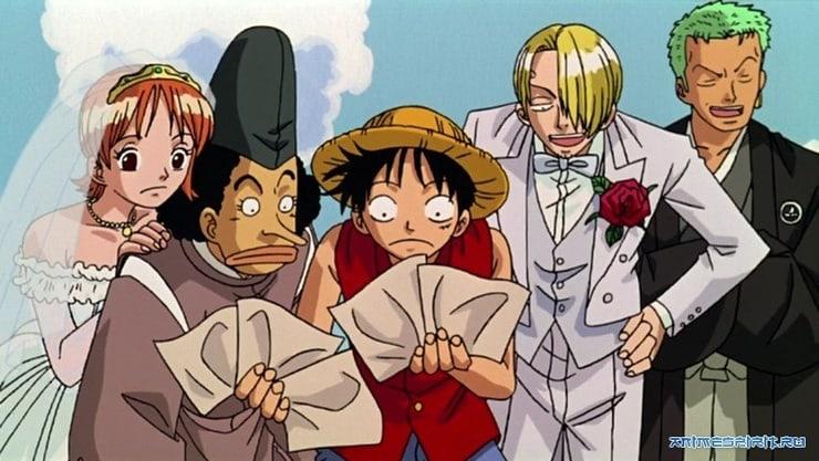 One Piece Clockwork Island Adventure