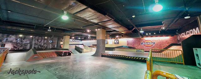 Skatepark preduce Bangkok