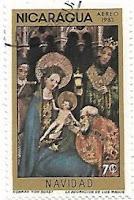 Selo Adoração dos Magos