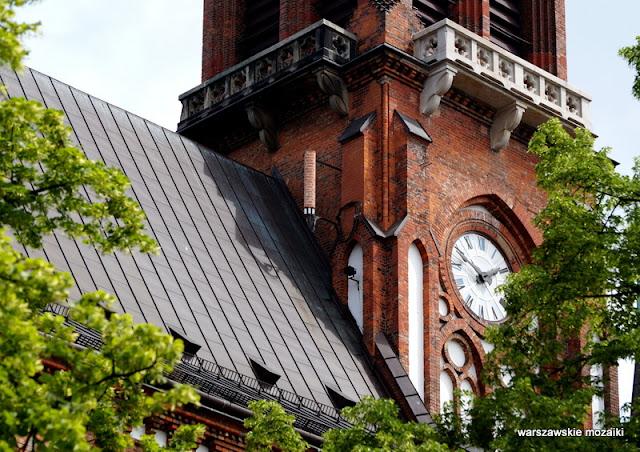 kościoły Warszawa Warsaw Wola Wolska obóz przejściowy Dziekoński