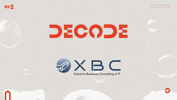 Parceria tecnológica transatlântica entre Decode e XBC4IT para a acelerar a digitalização da economia