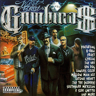 Various Artists - West Coast Gambinos: Vol. 1 (1999)