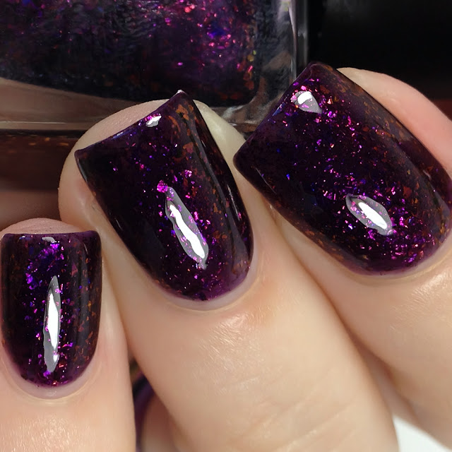 Night Owl Lacquer-Put the Grrr in Girl