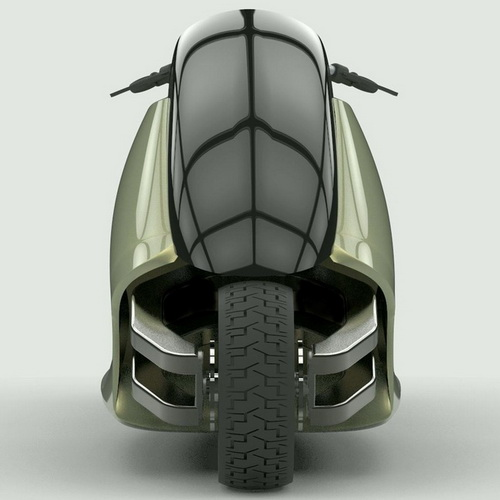 Tinuku GyroCycle motorcycle self-balancing gyroscope tech by Thrustcycle Enterprises LLC ready market 2017