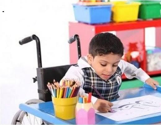 الفن في حياه ذوي الاحتياجات الخاصة
