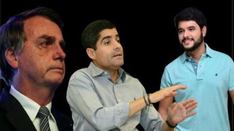 ACM Neto quer distância de Bolsonaro em 2020; e Rodrigo Hagge também?