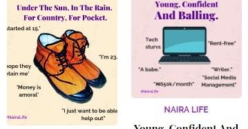 Up Naira : Every Monday at zikoko com
