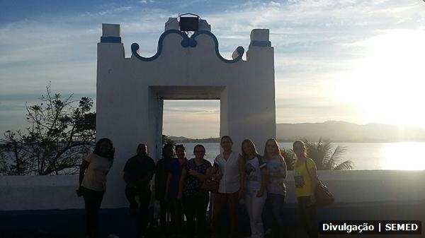 """3º encontro do """"Educação no Campo"""" faz visita a pontos turísticos aldeenses"""