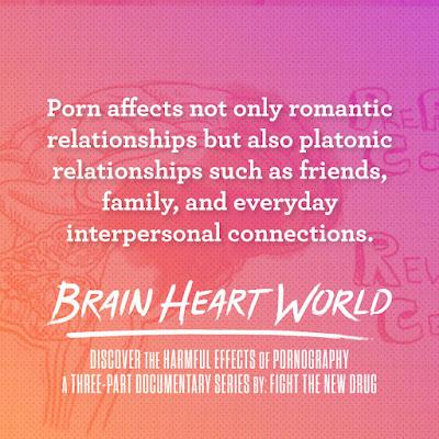 Vídeos para cortar con la pornografía, efectos de la pornografía en el cerebro el corazón y el mundo, como ver pornografía afecta la salud