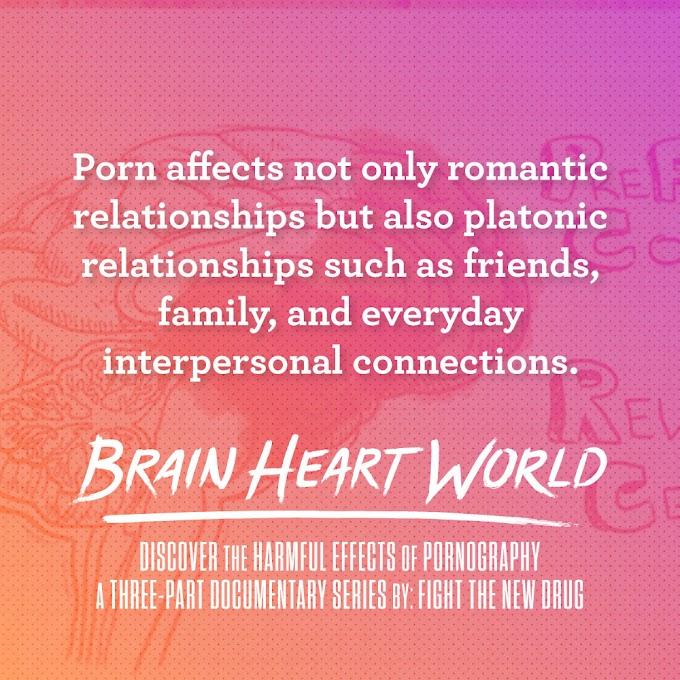 Efectos de la pornografía