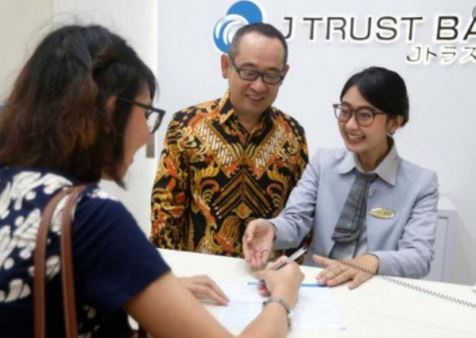 Alamat lengkap dan Nomor Telepon Kantor Cabang J Trust Bank di Jakarta Selatan