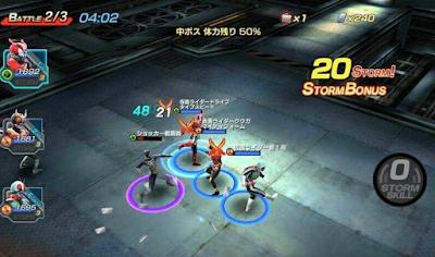 Download Kamen Rider Storm Heroes