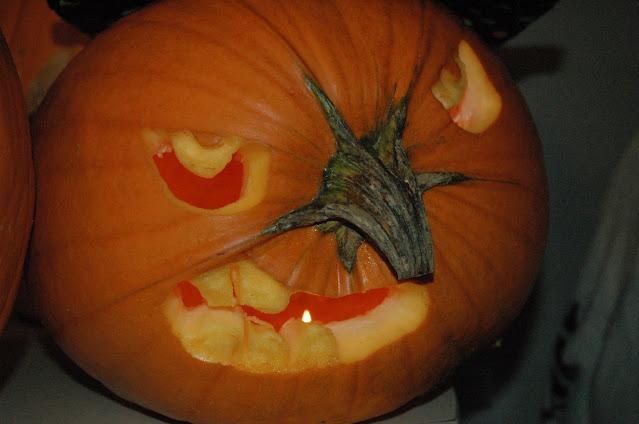 Halloween Jack o' lanterns