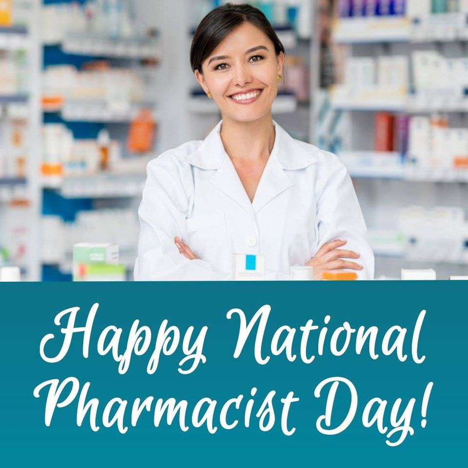 National Pharmacist Day Wishes Awesome Picture