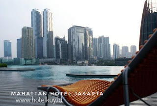 mahattan hotel jakarta review