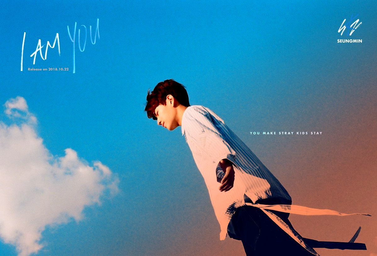 Stray Kids Release Individual Teaser for Mini Album 'I Am YOU'