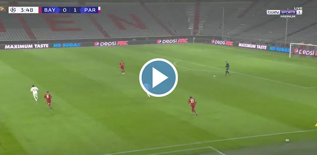 Bayern München vs Paris Saint-Germain Live Score