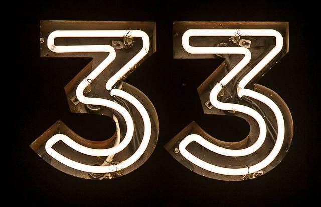 Τι περίεργο κρύβει ο αριθμός 33;