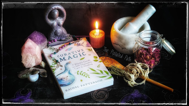 Pixie Book Review: Curative Magic by Rachel Patterson