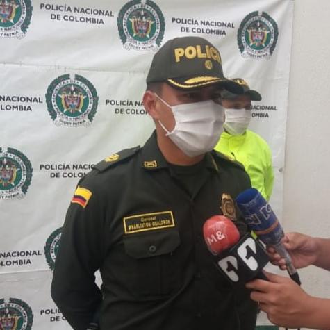 Policía Guajira logró disminuir la delincuencia en lo corrido del año