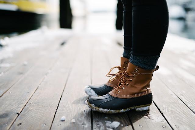 winter foot care