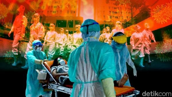 Ruang IGD-ICU di RS Cianjur Penuh, Tempat Tidur Darurat Disiapkan