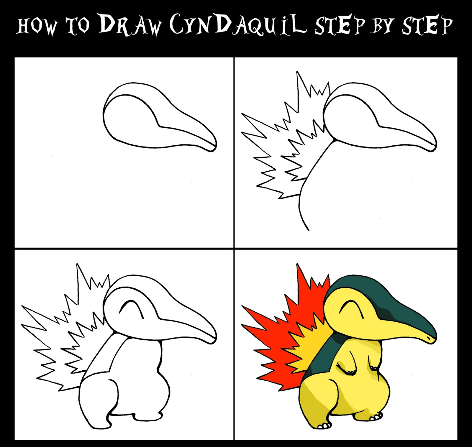 How To Draw Pokemon Step By Step Easy | Car Interior Design