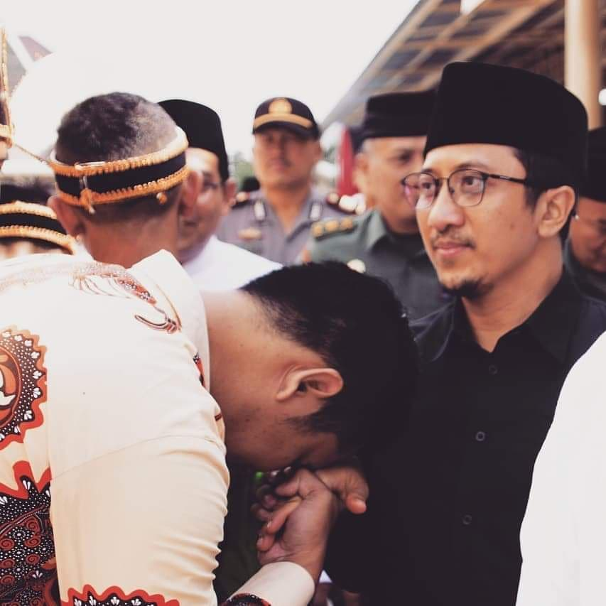 Sering Dihujat Karena Uighur, Ust YM: Apakah Saya Bukan Saudara?