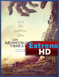 Un monstruo viene a verme (2016) | 3gp/Mp4/DVDRip Latino HD Mega