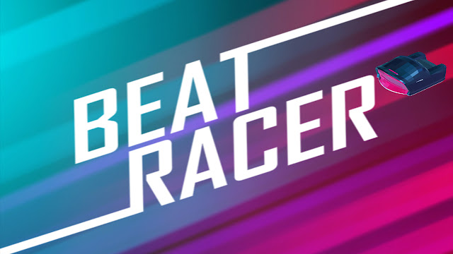 لعبة السيارات الرائعة والمسلية beat racer
