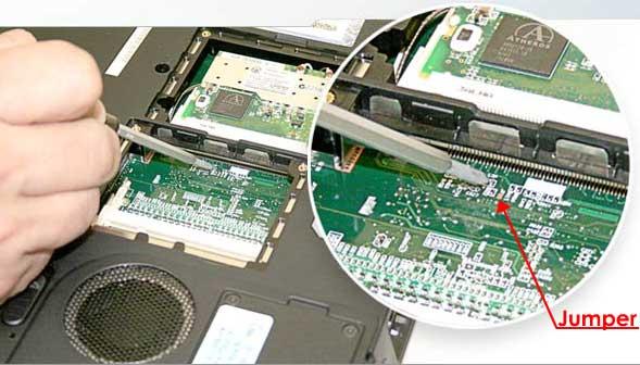 WANGSA MAJU COMPUTER REPAIR: TIPS RESET PASSWORD BIOS UNTUK