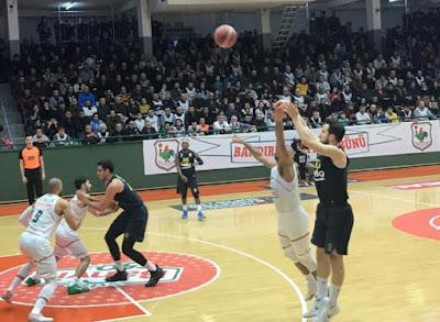 Banvit - Fenerbahçe Beko