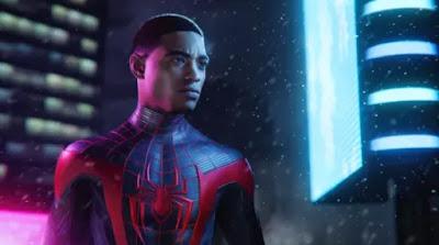 لعبة Spider-Man Miles Morales