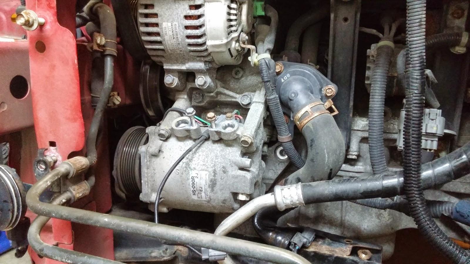 Lexi Laron: DIY A/C Delete on 2006 Acura RSX Type-S