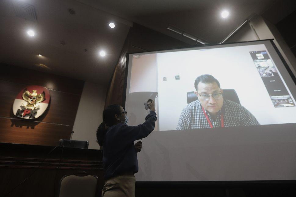 Eks Mensos Juliari Sebut Penetapan Bansos Senilai Rp 600 Ribu Atas Permintaan Presiden Jokowi