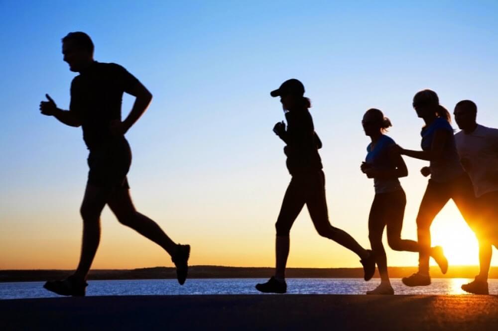 Cukup Olahraga Lari 5 Menit Dalam Sehari dan Dapatkan Manfaatnya