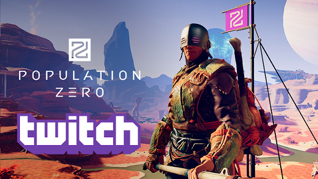 Twitch Drops are Now Live in Population Zero