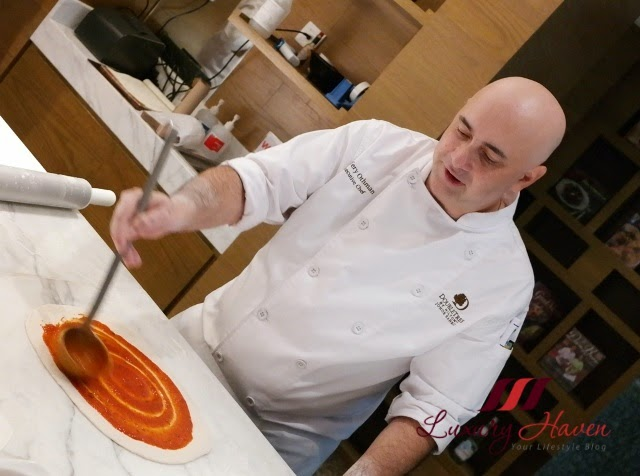 doubletree hilton jb tosca italian pizza workshop
