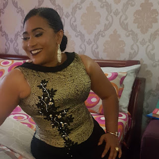 Veteran actress Hilda Dokubo says as she shares lovely photo of herself