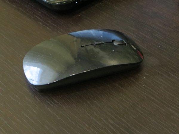 Беспроводная мышка с алиэкспресс