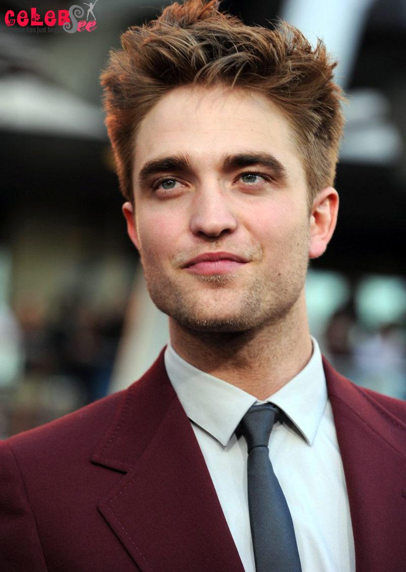 Headshot Robert Pattinson Arrives At The Premiere Of Summit Entertainment Twilight Saga Eclipse