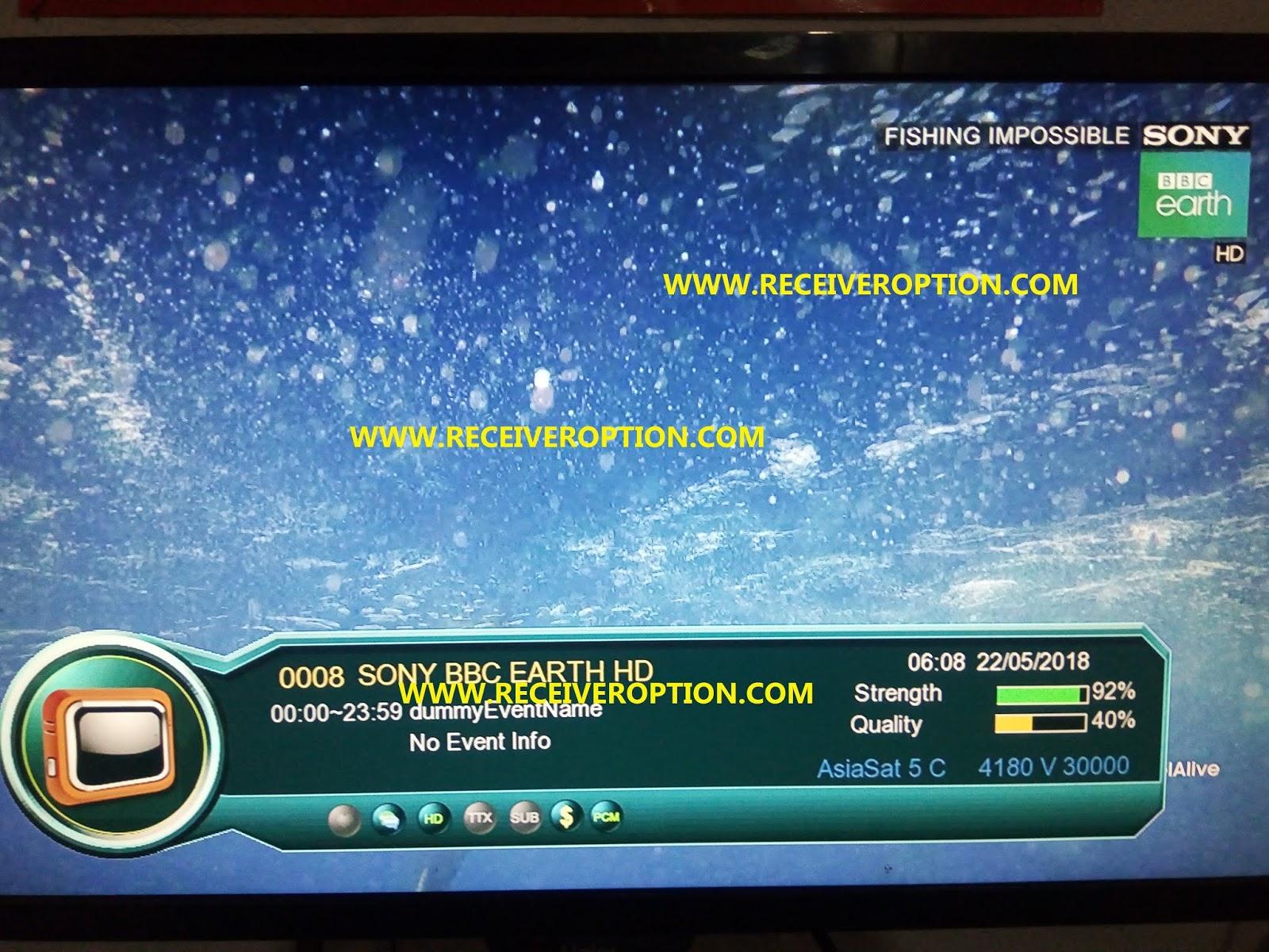 1507g And 1506g Multi Media Hd Receivers Auto Roll Powervu Key New